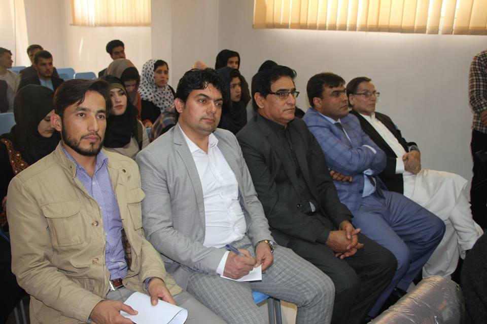 Seminar about Public Awareness at Sabir Institution of Higher Education: