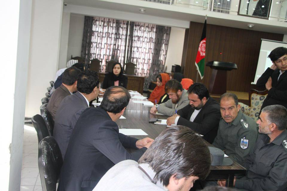 Annual Staff Meeting of the Government Relations Department, State Ministry for Parliamentary Affairs: