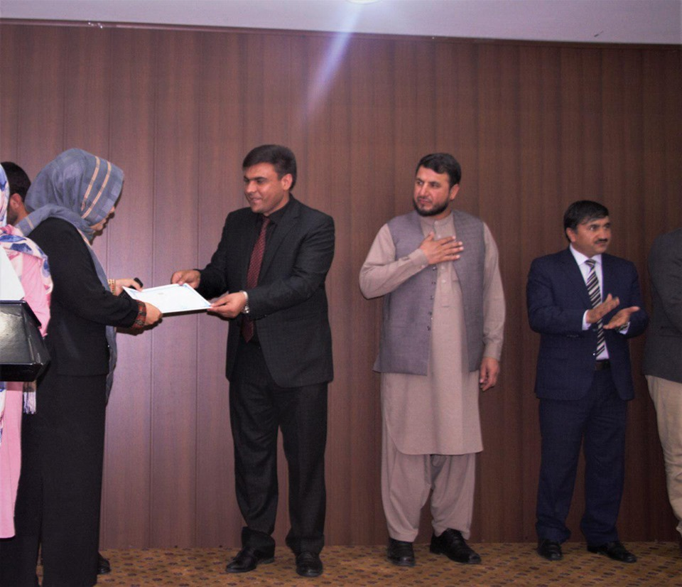 Ceremony for Issuance of Certificates: