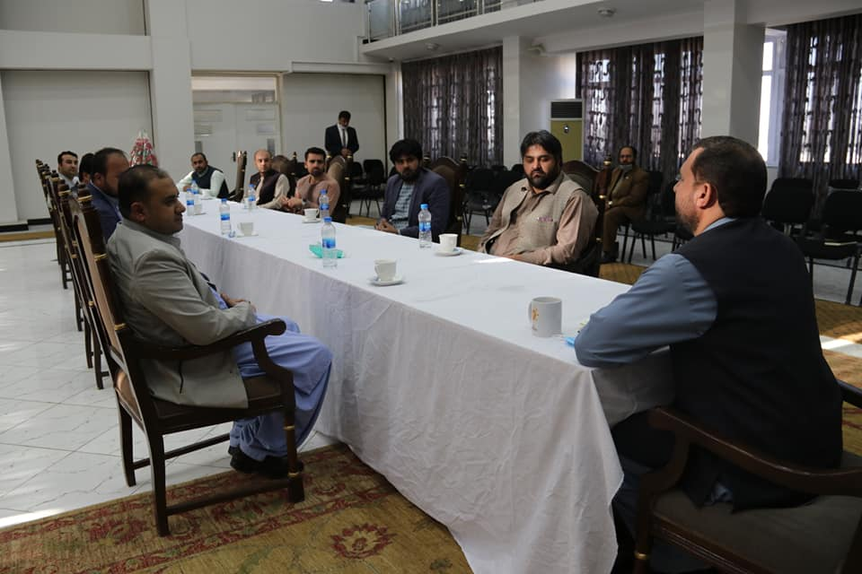 SMPA meets Youths & Social Activists of Kandahar & Badghis