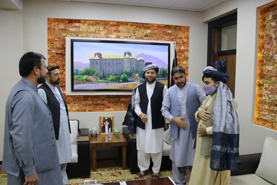 SMPA meets MP of Nomads & Government Employees