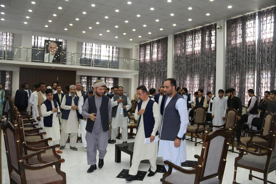 SMPA Minister meets with Youth and Elders of Amarkhil Tribe
