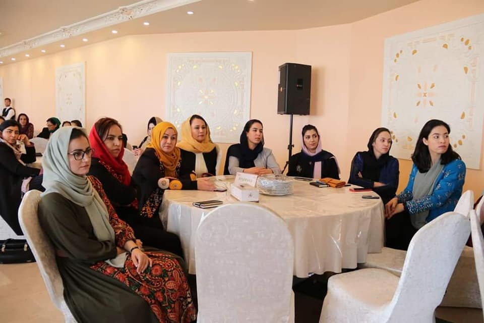 "SMPA holds Gathering titled ""Solidarity in Support of Women's Political Participation"""