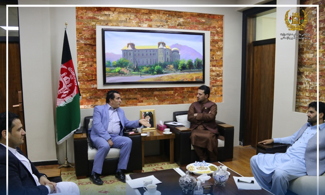 SMPA Minister meets MPs of Lower House of Parliament