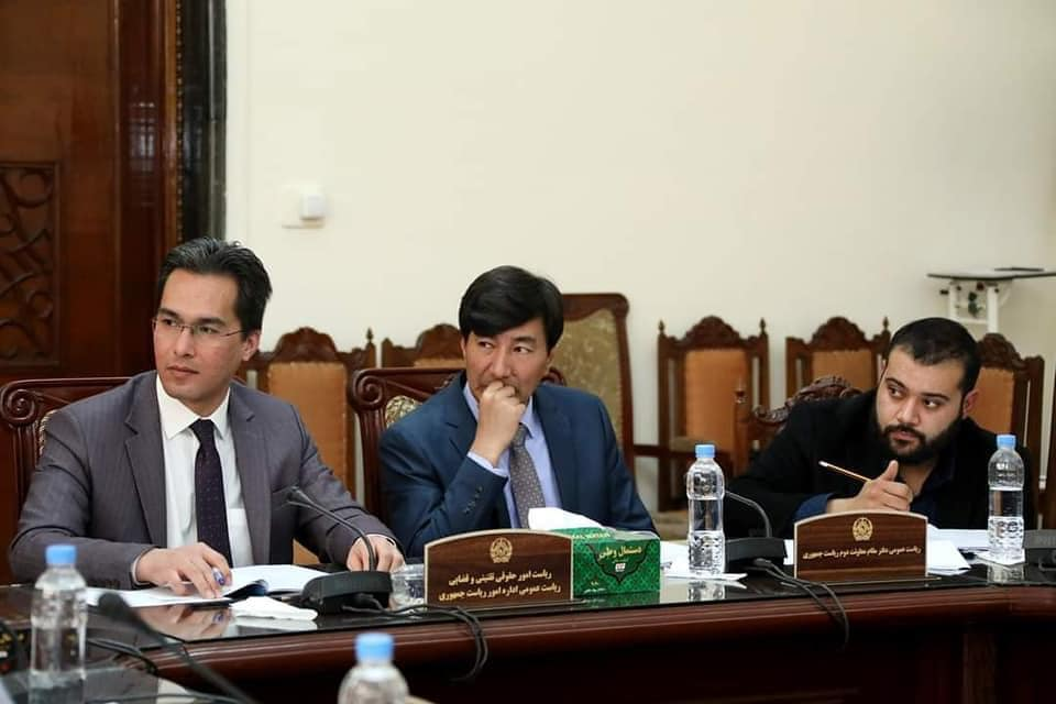 Cabinet Legislation Committee holds Meeting
