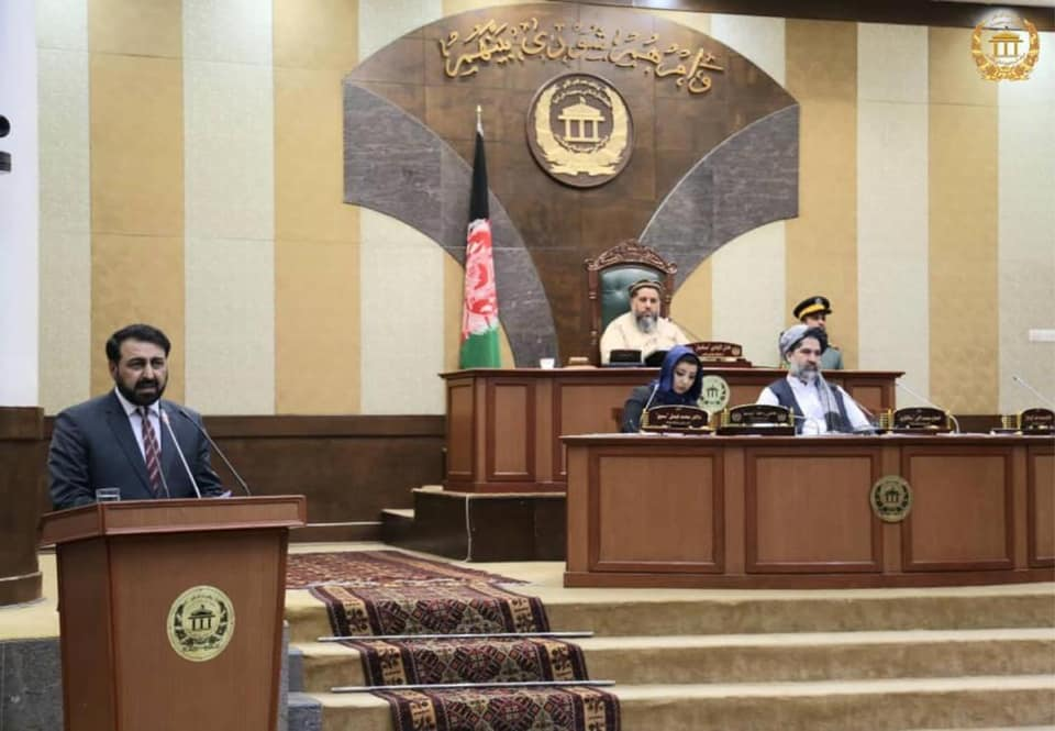 SMPA Minister attends the Plenary Session of MJ
